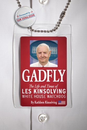 Kathleen Kinsolving Gadfly The Life And Times Of Les Kinsolving
