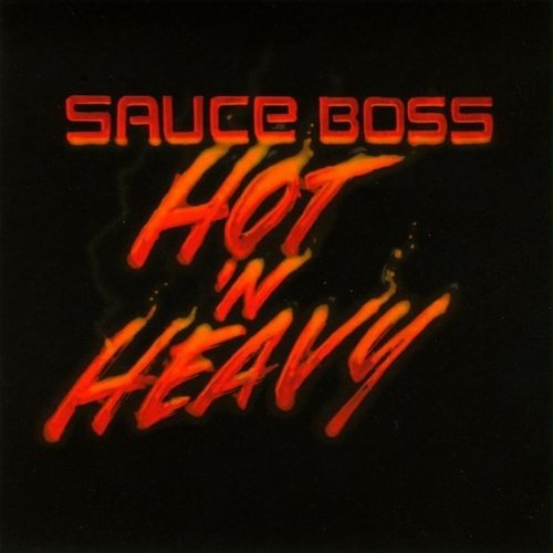 Sauce Boss Hot 'n Heavy