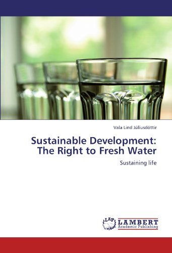 Vala Lind J. L. Usd Ttir Sustainable Development The Right To Fresh Water