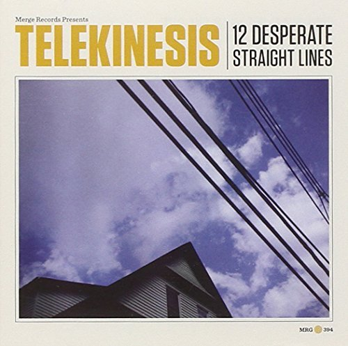 Telekinesis 12 Desperate Straight Lines .