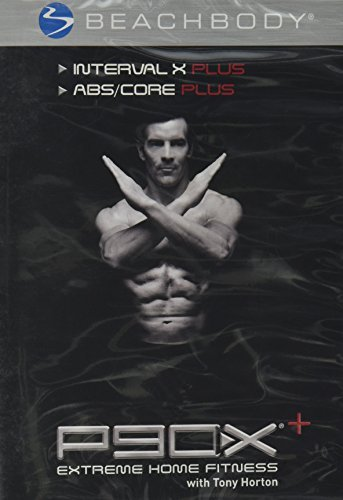 P90x Interval X Plus & Abs Core Plus