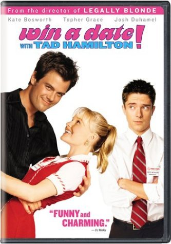 Win A Date With Tad Hamilton Bosworth Duhamel Grace Goodwin DVD Pg13
