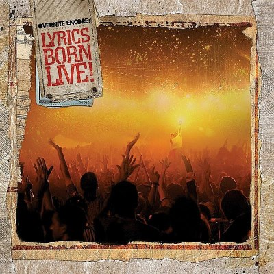 Lyrics Born Overnite Encore Lyrics Born L