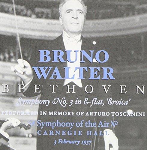 Ludwig Van Beethoven/Sym 3 (E-Flat Major)@Walter/Sym Of The Air