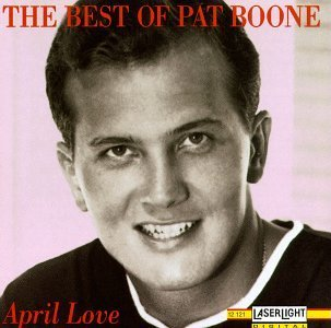 Pat Boone April Love