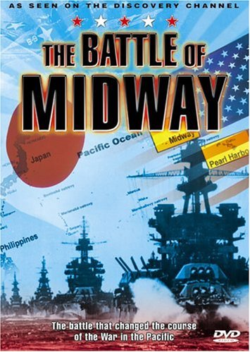 Battle Of Midway Great Battles Of Wwii Bw Clr Nr