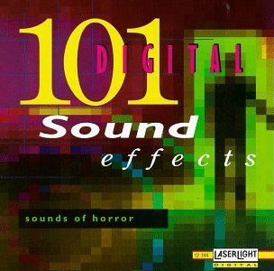 One Hundred One Digital Sou Vol. 2 Sounds Of Horror One Hundred One Digital Sound
