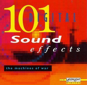 One Hundred One Digital Sou Vol. 3 Machines Of War One Hundred One Digital Sound