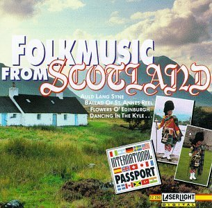 Folk Music From Scotland Folk Music From Scotland