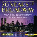 Seventy Years Of Broadway/70 Years Of Broadway 1924-35