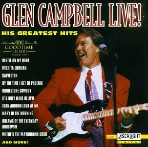 Glen Campbell/Live! His Greatest Hits
