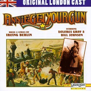 Annie Get Your Gun Original London Cast Gray Johnson