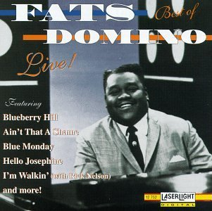 Fats Domino Best Of Live