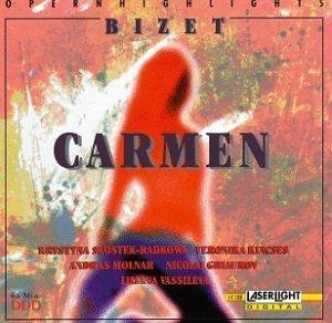 G. Bizet/Carmen-Hlts@Szostek-Radowa/Kincses/Molnar@Various