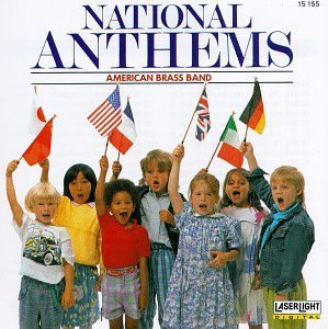 American Brass Quintet National Anthems American Brass Qnt