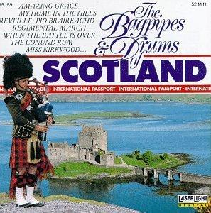 Bagpipes & Drums Of Scotlan/Bagpipes & Drums Of Scotland