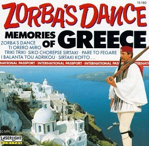 Zorba's Dance Memories Of Greece