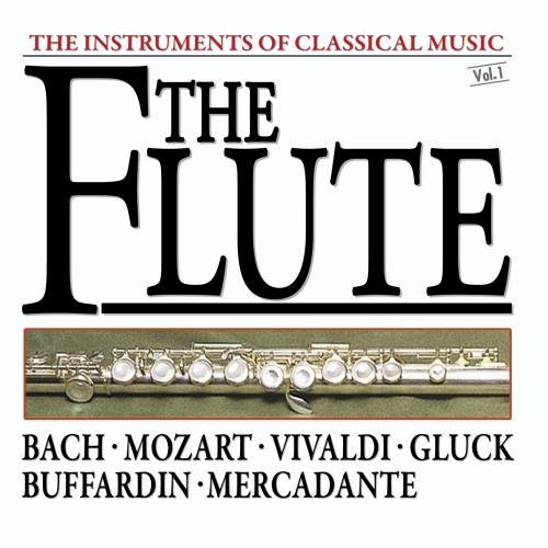 Instruments Of Classical Music Flute Vol. 1 Passin Rucker Berger Haupt &