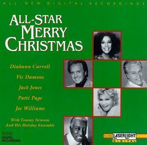 Various All Star Merry Christmas Carroll Damone Jones Page Williams