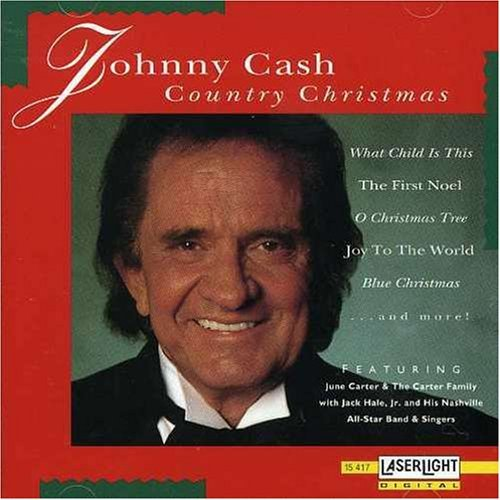 Cash Johnny Country Christmas