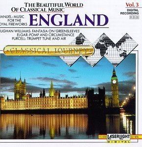 Classical Journey Vol. 3 England Koopman Guttler Kircheis Simon & Pommer Various