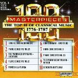 100 Masterpieces Vol. 3 Top Ten Of 1776 1787 Fischer Berger Dubourg Gerard Rolla & Kraus & Vonk Various