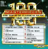 100 Masterpieces Vol. 6 Top Ten Of 1842 1853 Failoni Dubourg Verhey Kovacs & Schneidt & Lehel Vari