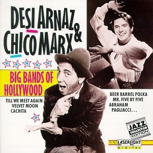 Arnez Marx Big Bands Of Hollywood