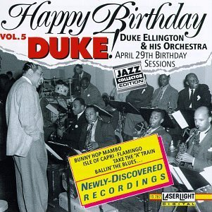 Duke Ellington Vol. 5 Birthday Sessions