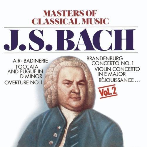 J.S. Bach/Masters Of Classical Music@Guttler/Haupt/Passin/Kastner/&@Pommer/New Bach Collegium