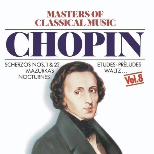 F. Chopin/Masters Of Classical Music@Bunin/Dubourg/Jablonski