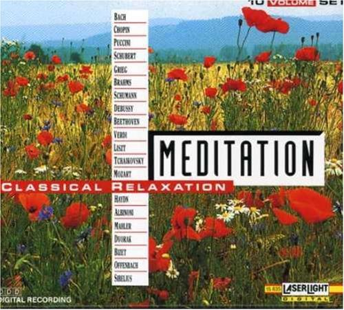 Meditation Classical Relaxation 10 CD Set