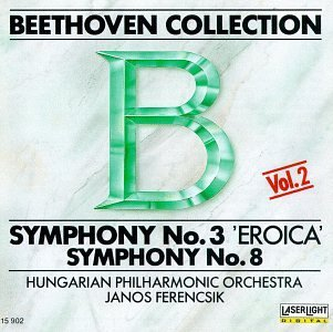 L.V. Beethoven/Sym 3/8@Ferencsik/Hungarian Po