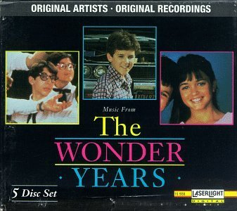 Wonder Years Wonder Years Set 5 CD 5 Cass Set Wonder Years