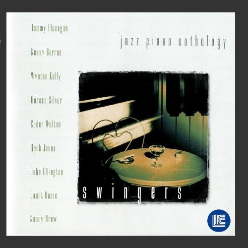 Jazz Piano Anthology Swingers Flanagan Barron Krlly Silver Jazz Piano Anthology