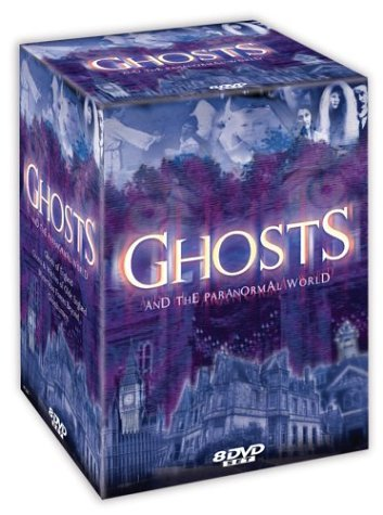 Ghosts & The Paranormal World Ghosts & The Paranormal World Clr Nr 8 DVD