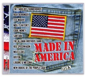 Made In America Vol. 1 Made In America Money Derringer Boston Santana Made In America