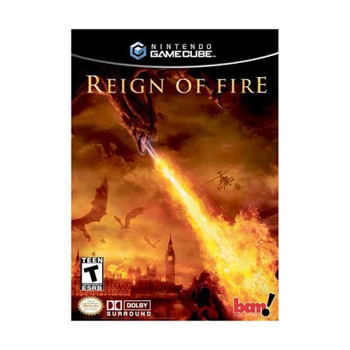 Cube Reign Of Fire