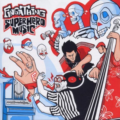 Fingathing Superhero Music
