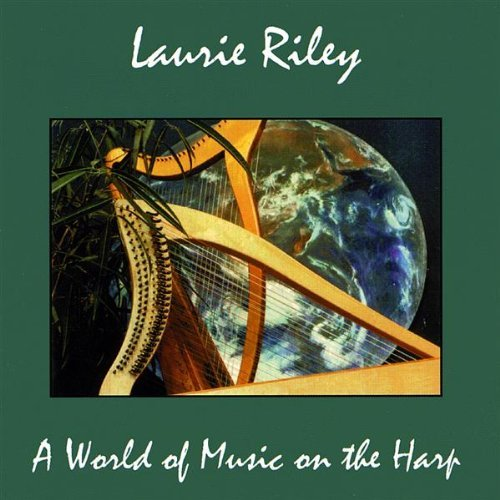 Laurie Riley World Of Music On The Harp