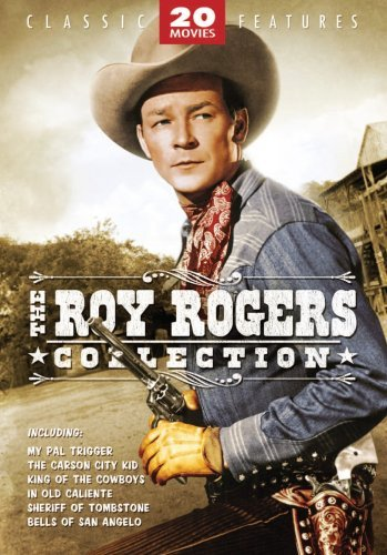 20 Movie Pack (dvd 4 Disc) Rogers Roy Clr Nr 20 On 4
