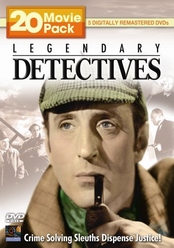 Legendary Detectives 20 Movie Legendary Detectives 20 Movie Nr 4 DVD