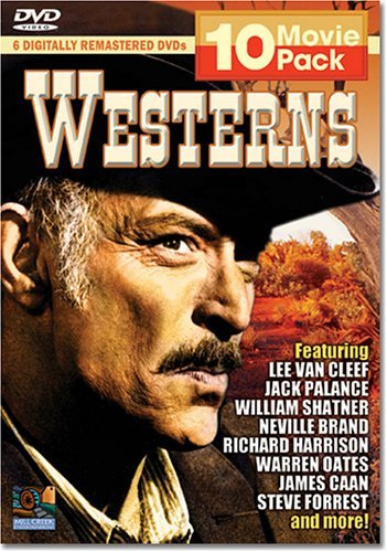 Westerns 10 Movie Pack Westerns 10 Movie Pack Clr Nr 3 DVD