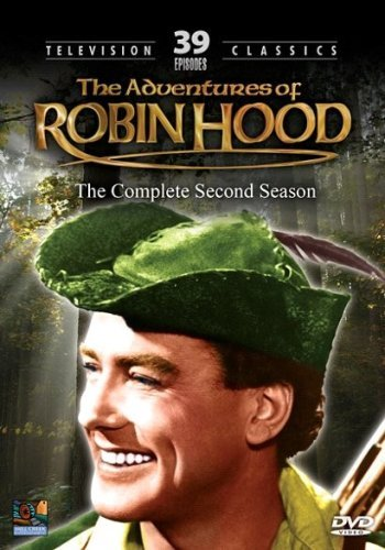 Adventures Of Robin Hood Season 2 Nr 4 DVD