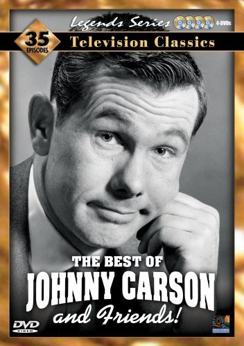 Tonight Show Best Of Johnny Carson & Friend Nr 4 DVD