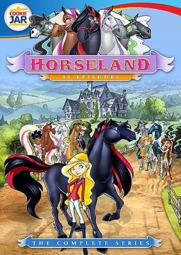 Complete Series Horseland Tvy 4 DVD