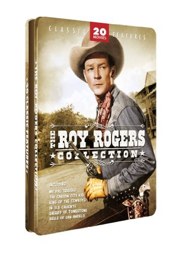Collection Rogers Roy Tin Nr 4 DVD