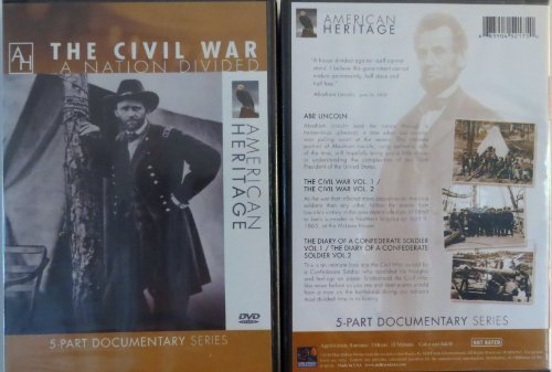 Civil War Nation Divided