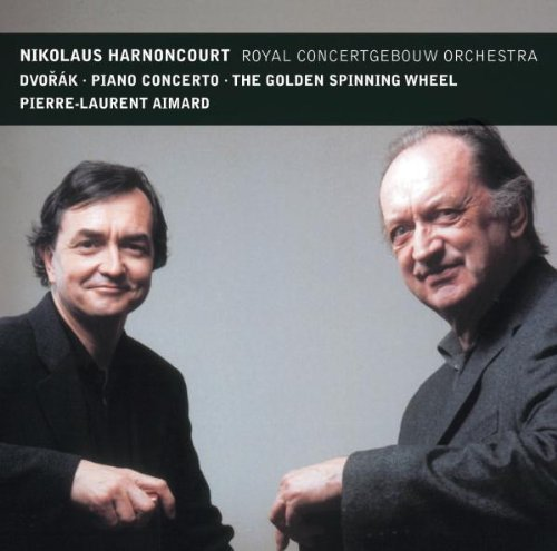 Antonin Dvorák Piano Concerto & The Golden Sp Aimard*pierre Laurent (pno) Harnoncourt Royal Concertgebou