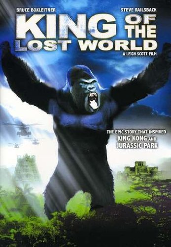 King Of The Lost World King Of The Lost World Clr R